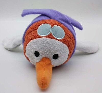 """2017 Disney Authentic Tsum Tsums The Rescuers Orville  9"""" Plush doll"""