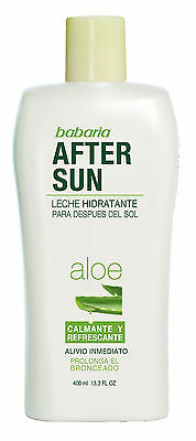 babaria Aloe Vera After Sun Lotion 400 ml (2,62 €/100ml)