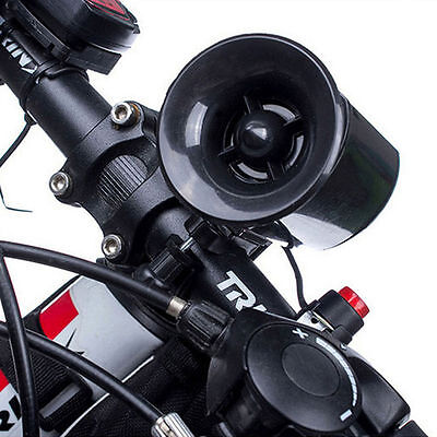 Ultra-loud Speaker 6 Sounds Electric Horn Bell Universal for Bicycle Bike MTB
