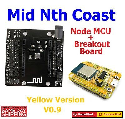 4 Types NodeMcu Base ESP8266 Testing Board +WIFI Network Development Module
