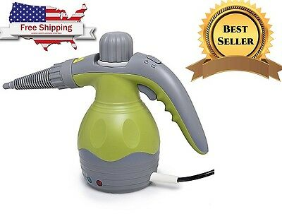 Home Auto Steamer Cleaner Portable Steam Handheld Multi-Purpose System Bathrooms