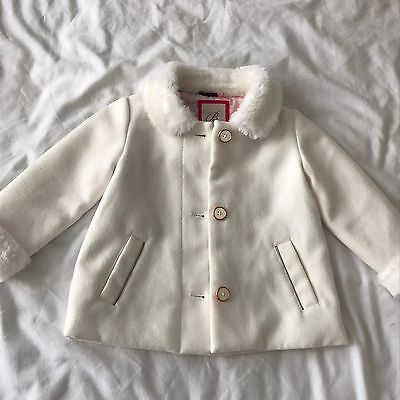 Ted Baker Winter Coat 18-24 Months