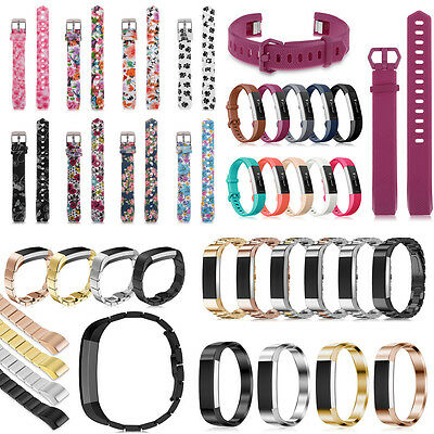 Sport Band Replacement Wristband Watch Strap Bracelet For Fitbit Alta/Alta HR US