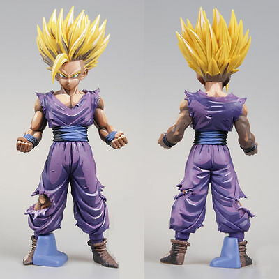 Anime Dragon Ball Z Super Saiyan 2 Son Gohan Manga Figurines Figure Toy with Box