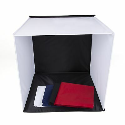 "16"" 40cm Photo Studio Folding Easy Carry Square Softbox Light Tent Cube Soft Box"