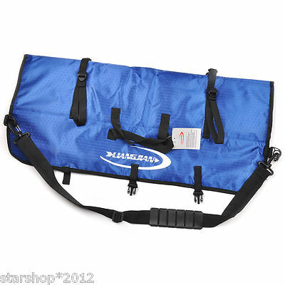 Hunting Archery Arrow Accessories Foldable Blue Bags Handle Case Cover