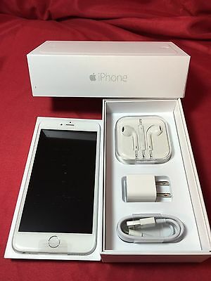 Apple Iphone 6 Plus Factory Unlocked 16Gb 64Gb 128Gb Gray Gold Silver At&t
