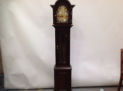 Vintage TEMPUS FUOILE Grand  Father Clock