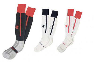 Under Armour Cool Max Moisture Wicking Football Rugby Teamwear Socks
