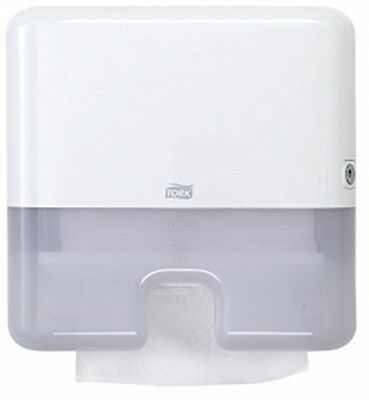 Tork 552120 Elevation Mini Xpress Interfold-Multifold Hand Towel Dispenser,