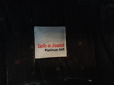 Safe N Sound Convertible Car Seat And Booster Seat Package