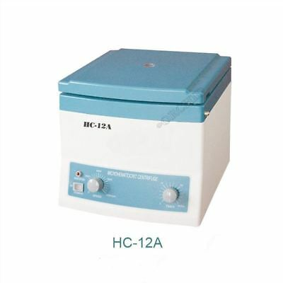 Good Quality New 4000Rpm Ce 12 X 20Ml 80-2B Medical Lab Centrifuge Desktop U