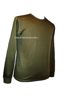British Army - Thermal Olive Green Vest - Brand New - Xl - Limited Stock [12654]