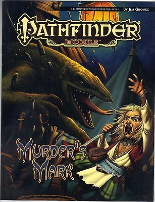 Pathfinder Module Murders Mark D&D 3.5 OGL Price Inc Del in UK