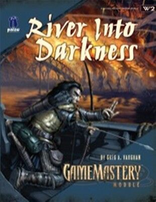 GamesMastery Module River into Darkness W2 Pathfinder D&D Price Inc Del in UK