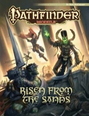 Pathfinder Module Risen From the Sands D&D 3.5  NEW Price Inc Del in UK