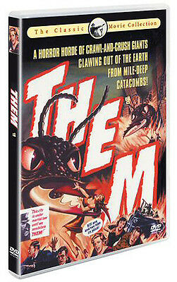 Them! (1954) Gordon Douglas, James Whitmor / DVD, NEW