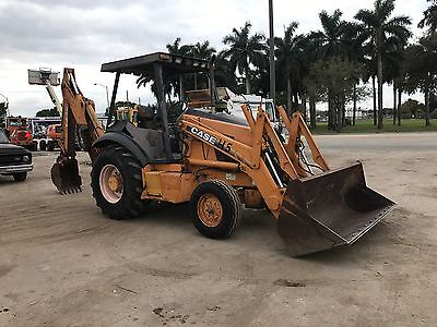 2004 Case 580 Super M Backhoe Loader