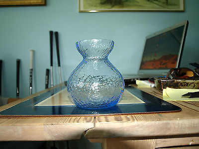 Kastrup Holmegaard hyacinth glass very old hand blown?