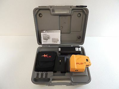 PLS Pacific Laser Systems PLS-60541 PLS 5 Laser Level Tool, Yellow