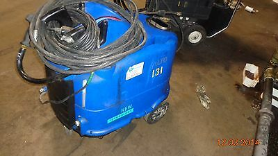 Hot Pressure Washer - KEW Technology Model 30HA Compact High Pressure Washer