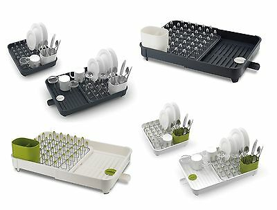 Joseph Joseph EXTEND Extendable Dish Rack, All Colours WHITE 85071 GREY 85040