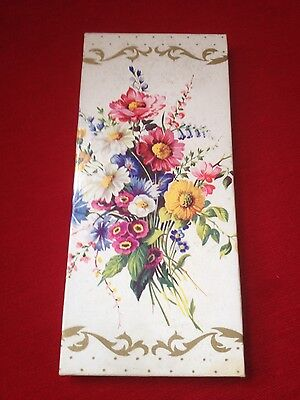 embroidered vintage ladies hankies