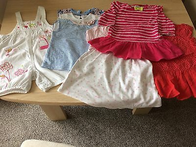 Bundle Of Baby Girl Summer Clothes 3-6 Months