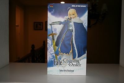 Real Action Heroes Fate/Grand Order Saber Artoria Altria Pendragon figure RAH ~