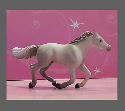 Breyer GALLOPING MUSTANG STALLION World Equestrian Games Mini 9125 Light Grey