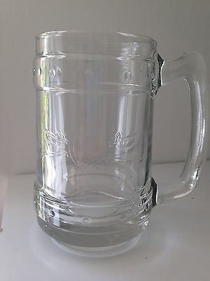 Captain Morgans Spiced Rum Glass Tankards X 2 Brand New