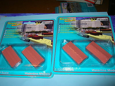 Triang Minic Ships Four Warehouses New  and carded Triang Min ic Ships  M840