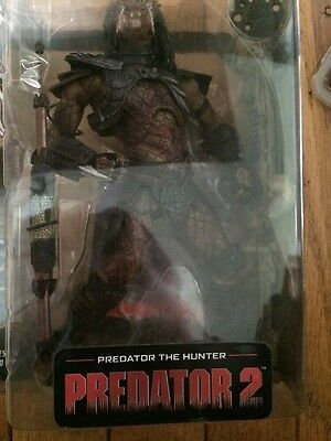 "Predator The Hunter Predator  2 6"" Predator 2003 New In Package"