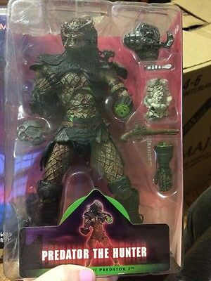 "Predator The Hunter  6"" Predator 2004 New In Package"