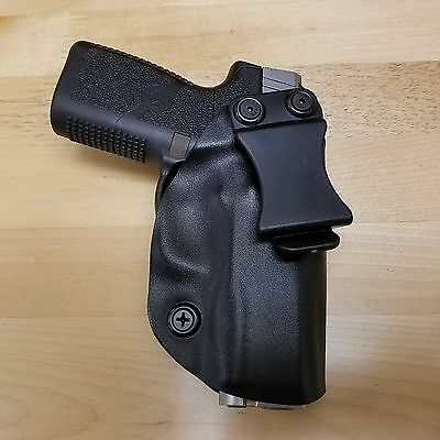 """Holster Express: Springfield XD-S 4.0"""" IWB KYDEX Holster"""