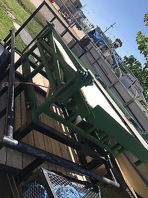 Global Mining Solutions, Shaker Table & Trailer - Gold, Silver, Etc, No Reserve!
