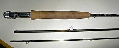 hardy Demon 9ft #6 3 piece Fly Rod