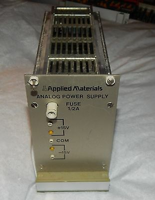 AMAT Applied Materials,0010-00019, ANALOG POWER SUPPLY