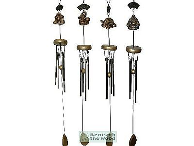 Mini Feng Shui Windchimes - Choice Of Designs - Wind Chimes