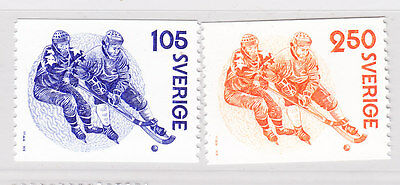 Sweden 1979 - Bandy - Complete set - MNH
