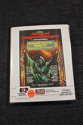 Advanced Dungeons & Dragons Dungeon Masters Assistant Volume 1 Encounters Amiga