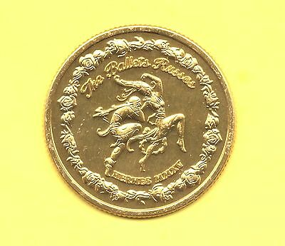 Ballets Russes Token ~ 2015 Hermes Doubloon - Coin of Olympus