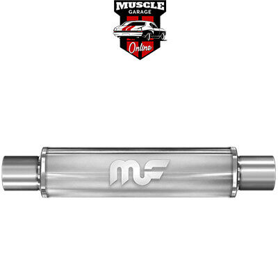 "14419 - 3"" Inlet/Outlet 4""x14"" Body - Stainless Steel Magnaflow Muffler"
