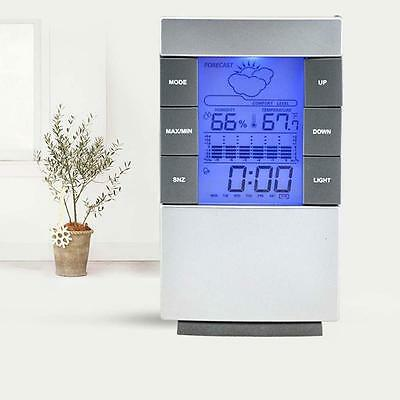 Digital Air Temperature & Humidity Meter Hygrometer Thermometer With Dew Point0W