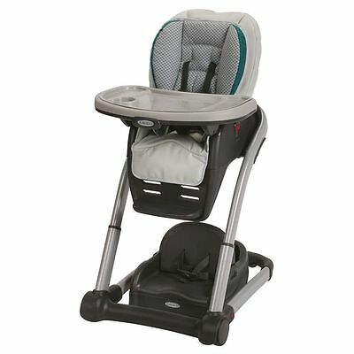 Graco Blossom 4-in-1 Seating System Convertible High Chair, Winslet