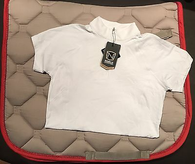 Waldhausen Dressage Saddle Blanket And Noble Outfitters White Shirt