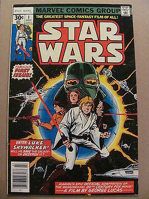 Star Wars Complete Full Run Marvel 1977 Series #1 to #107 & More all 1st Prints