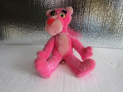 VINTAGE PINK PANTHER PLUSH /1964 STUFFED ANIMAL by MIGHTY STAR