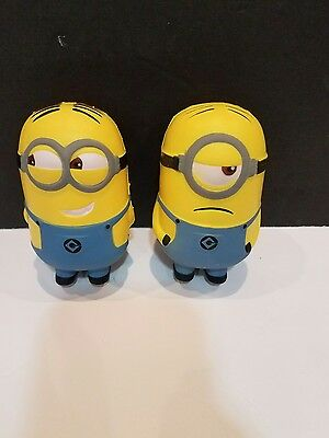 Despicable Me 2 Minion Squishy Squeeze Toy Stress Ball