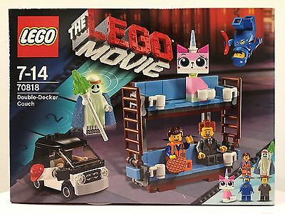 LEGO Movie Double-Decker Couch (70818) Brand New In Box
